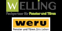 Kundenlogo Welling e.K. Fachpartner für Fenster und Türen
