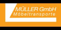 Kundenlogo Umzüge Müller GmbH