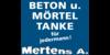 Kundenlogo von Andreas Mertens Beton-Taxi und Landschaftsbau