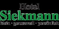 Kundenlogo Hotel Siekmann