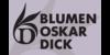 Kundenlogo von Blumen Dick