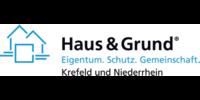 Kundenlogo Haus & Grund Krefeld e.V.