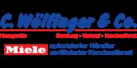Kundenlogo Miele - autorisierter Händler C. Wölfinger & Co.