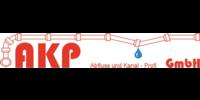 Kundenlogo AKP Abfluss und Kanal Profi GmbH
