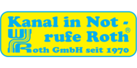 Kundenlogo Rohrreinigung W. Roth GmbH