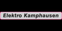 Kundenlogo Elektro Kamphausen H. + W. GmbH