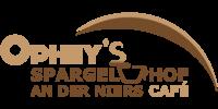 Kundenlogo Ophey s Spargelhof an der Niers