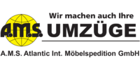 Kundenlogo Umzüge A.M.S. Atlantic Int. Möbelspedition GmbH