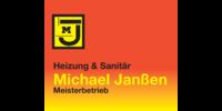 Kundenlogo Janßen Michael Sanitär - Heizung - Klima - Schwimmbadtechnik - Rohrreinigung