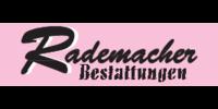 Kundenlogo Bestattungen Rademacher