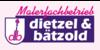 Kundenlogo von Dietzel & Bätzold Malerfachbetrieb
