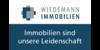 Kundenlogo von Wiedemann Immobilien