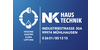 Kundenlogo von NK Haustechnik