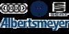 Kundenlogo von Autohaus Albertsmeyer GmbH & Co.KG