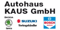 Kundenlogo Autohaus Kaus GmbH