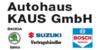 Kundenlogo von Autohaus Kaus GmbH