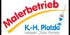 Kundenlogo von Plotzki Malerbetrieb