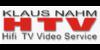 Kundenlogo von HTV, Hifi, TV-Video-Service Klaus Nahm Hauskundendienst & Reparaturen