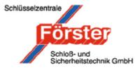 Kundenlogo Schloß- und Sicherheitstechnik GmbH Förster