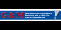 Kundenlogo G & M Sicherheitstechnik