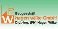 Kundenlogo Baugeschäft Wilke, Hagen