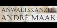 Kundenlogo Anwaltskanzlei André Maak