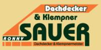Kundenlogo Dachdecker & Klempner Sauer