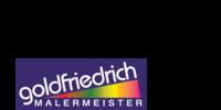Kundenlogo Malermeister Goldfriedrich