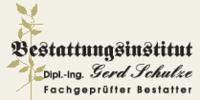 Kundenlogo Bestattungsinstitut Gerd Schulze