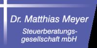 Kundenlogo Dr. Matthias Meyer Steuerberatungsgesellschaft mbH