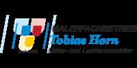 Kundenlogo Horn Wolfgang Malerbetrieb - Sandstrahlen - Korrosionsschutz
