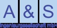 Kundenlogo A & S Ingenieurgesellschaft mbH