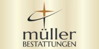 Kundenlogo Bestattungen Müller