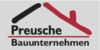 Kundenlogo von Bauunternehmen GmbH Preusche