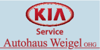 Kundenlogo Autohaus Weigel OHG