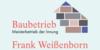 Kundenlogo von Baubetrieb Frank Weißenborn