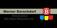 Kundenlogo Malerbetrieb Raum- und Fassadengestaltung Werner Barschdorf