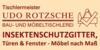 Kundenlogo von Udo Rotzsche Tischlerei + Insektenschutz