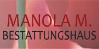 Kundenlogo Bestattungshaus Manola M.