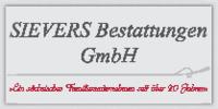 Kundenlogo SIEVERS Bestattungen GmbH