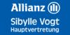 Kundenlogo von Allianz Hauptvertretung Sibylle Vogt