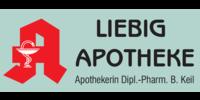 Kundenlogo Liebig-Apotheke, Dipl.-Pharm. Brigitte Keil