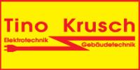 Kundenlogo Krusch, Tino - Elektrotechnik und Gebäudetechnik