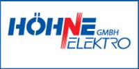 Kundenlogo HÖHNE ELEKTRO GmbH