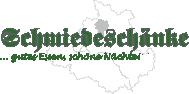 Kundenlogo Gaststätte & Pension Schmiedeschänke