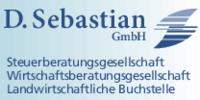 Kundenlogo Steuerberatung Wirtschaftsberatung D. Sebastian GmbH