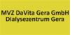 Kundenlogo von MVZ DaVita Gera GmbH Dialysezentrum Gera