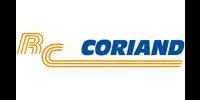 Kundenlogo Coriand GmbH