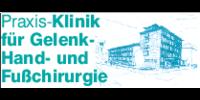 Kundenlogo Praxis-Klinik f. Gelenk-Hand- und Fußchirurgie Dr.J. Stolz, Dipl.Med. St.Götz , Dr.U.Langguth