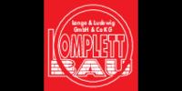 Kundenlogo Bauunternehmen KOMPLETT-BAU Lange & Ludewig GmbH & Co. KG